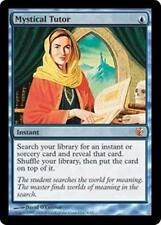 Foil MYSTICAL TUTOR From the Vault: Exiled MTG Blue Instant Rare
