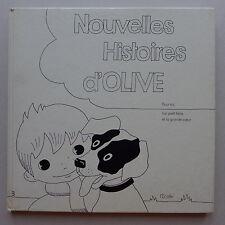 Michelle André & Christiane Perroud - Nouvelles histoires d'Olive