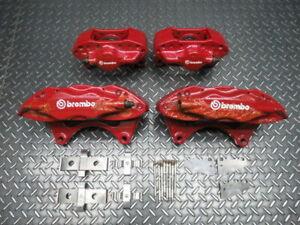 JDM Mitsubishi CZ4A Lancer Evolution X EVO10  Brembo Brake Caliper Set