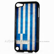 ( For iPod Touch 6 ) Back Case Cover AJ10831 Greece Flag