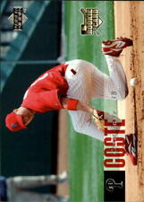 2006 Upper Deck Philadelphia Phillies Baseball Card #741 Chris Coste Rookie