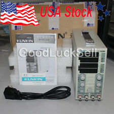 Dual Channel Adjustable LCD DC Electronic Load 300W 80V 30A KL283 USA FAST SHIP!