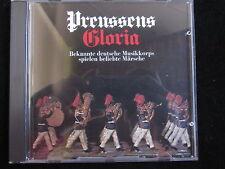 PREUSENS GLORIA - Diverse Interpreten - Bekannte deutsche Musikkorps, Märsche CD
