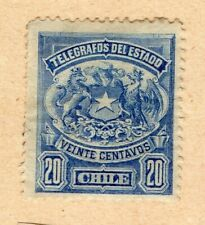 Chile 1904 Early Issue Fine Mint Hinged 20c. NW-09240