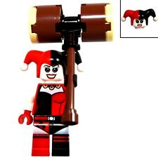 Lego DC Comics SuperHeroes Harley Quinn & Hammer 76035 **New** **Mint**