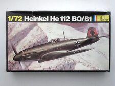 Heller 1/72 240 HEINKEL He 112 B0/B1