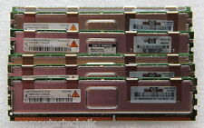 4GB 2x 2GB PC2-5300F RAM HP XW6600 XW8400 XW8600 397413-B21 398707-051 FB-DIMM