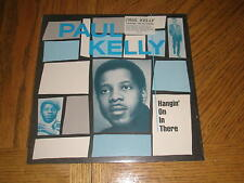 PAUL KELLY / HANGIN' ON IN THERE ~  UK 1990 Edsel Album ~ NEW MINT ~ SEALED