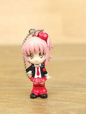 Japanese Anime Shugo Chara Hinamori Amu Figure Phone Charm Strap Keychain