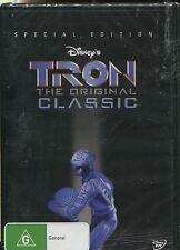 TRON - THE ORIGINAL CLASSIC - Jeff Bridges, Bruce Boxleitner, David Warner - DVD