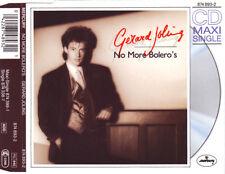 Gerard Joling - NO MORE BOLEROS´S - Maxi CD © 1989 dg #874 893-2