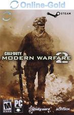 Call of Duty 6 Modern Warfare 2 - PC Steam Juego Código MW2 - [Acción] ES/EU