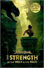 The Jungle Book: The Strength of the Wolf is the Pack, New, Pruett, Joshua Book