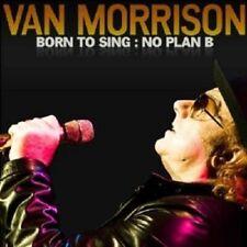VAN MORRISON - BORN TO SING: NO PLAN B  CD  10 TRACKS ENGLISH POP SONGS  NEU