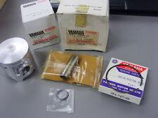 NOS Yamaha Piston Kit 1.00 1981 YZ125 4V2-11630-40