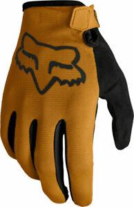 Fox Racing Ranger Gloves - Gold, Full Finger, X-Large