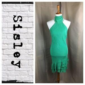 Sisley Italy halter dress, Small