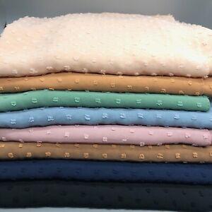 Dotted Chiffon Scarf Hijab Maxi High Quality Sarong Shawl Wrap Soft Georgette