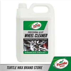 Turtle Wax Pro Alloy Car Wheel Cleaner Acid 5 Litre