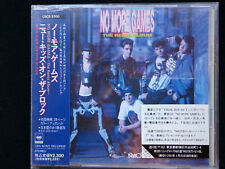NEW KIDS ON THE BLOCK No More Games THE REMIX ALBUM *JAPAN CD*NM* (242)