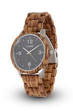 Edelstahl Armbanduhren Herren Mit Holz KaufenEbay Günstig Aus Für q54AL3Rj