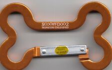Scooby Doo 2 Monsters Unleashed 2004 Movie Promo KeyChain Belt Clamp Rare!!