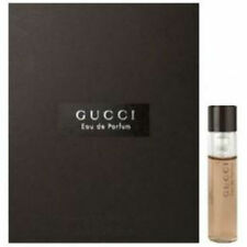 GUCCI EAU DE PARFUM 3 x EDP SAMPLE VIALS NEW
