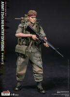 Damtoys 1/12 Pocket Elite SeriesARMY 25th Infantry Division Private PES004 A...