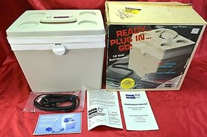 KOOL MADE Portable Refrigerator / Warmer - 12 Volt, Bee Thermoelectric Corp