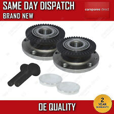 AUDI A4 MK2 MK3 (B6) (B7) (8ED) X2 REAR WHEEL BEARING HUB KIT 2000>2009