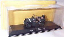 GAZ-67B RKKA Berlino 1945 JEEP WW11 SCALA 1-43 NUOVO in caso