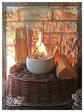 Tischkamin Feuerstelle Tischfeuer Stone Kamin Gelkamin Geschenkidee Bio-Ethanol