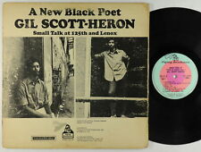 Gil Scott-Heron - Small Talk At 125th & Lenox LP - Flying Dutchman