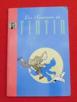 CAHIER SCOLAIRE TINTIN - 1993 format 20,7 x 29,7 cm.  (Ca1)