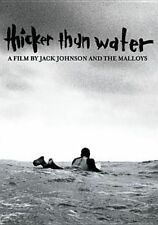 Jack Johnson Thicker Than Water 0602498613221 With Saxon Boucher DVD Region 1