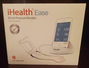 iHealth Ease Blood Pressure Monitor