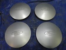 """1985 - 1989 Ford Mustang  14"""" POLYCAST  center caps set"""