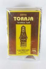 TORAJA COFFEE 100% Arabica, Ground, 200gr-7.05oz, Indonesia Coffee Free Shipping
