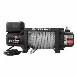 Smittybilt 97517 - X2O-17.5K 17500 lbs Gen 2 Waterproof Winch