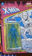 "Marvel Legends Retro Collection X-Men Iceman - 3.75"" Action Figure Kenner"