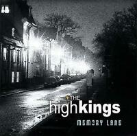 The High Kings  Memory Lane CD(14 great Irish songs including Fields of Athenry)