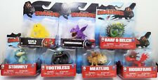 How To Train Your Dragon Figure 2.5 inch Lot of 7 Spin Master