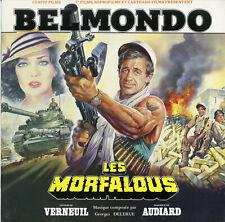 """""""LES MORFALOUS"""" Georges DELERUE / Henri VERNEUIL (LP 33 tours français) MINT"""