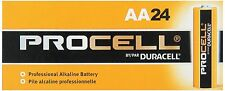 Duracell Procell PC1500BKD 1.5V AA Alkaline Batteries 24 pack Expires March 2027