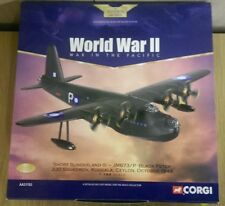 Corgi AA31703 Short Sunderland III Black Peter Ceylon 1944 Ltd Ed. 0001 of 2300