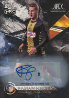 2016 Topps Apex MLS Autographs #38 Fabian Herbers Auto