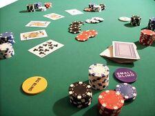 Pokertuch Pokerauflage Poker Texas Holdem Spiel Tisch Tuch Stoff Cloth Felt