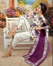 Gul Ahmed 100% Original Summer Collection 2017Unstitched Suit PM-169