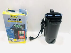 Tetra Whisper 5-10 Internal Water Filter - Ideal for Reptiles (Up to 10 Gallons)