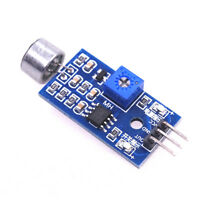 Son Détection Capteur Module Électret Condenseur Microphone Arduino Neuf Version